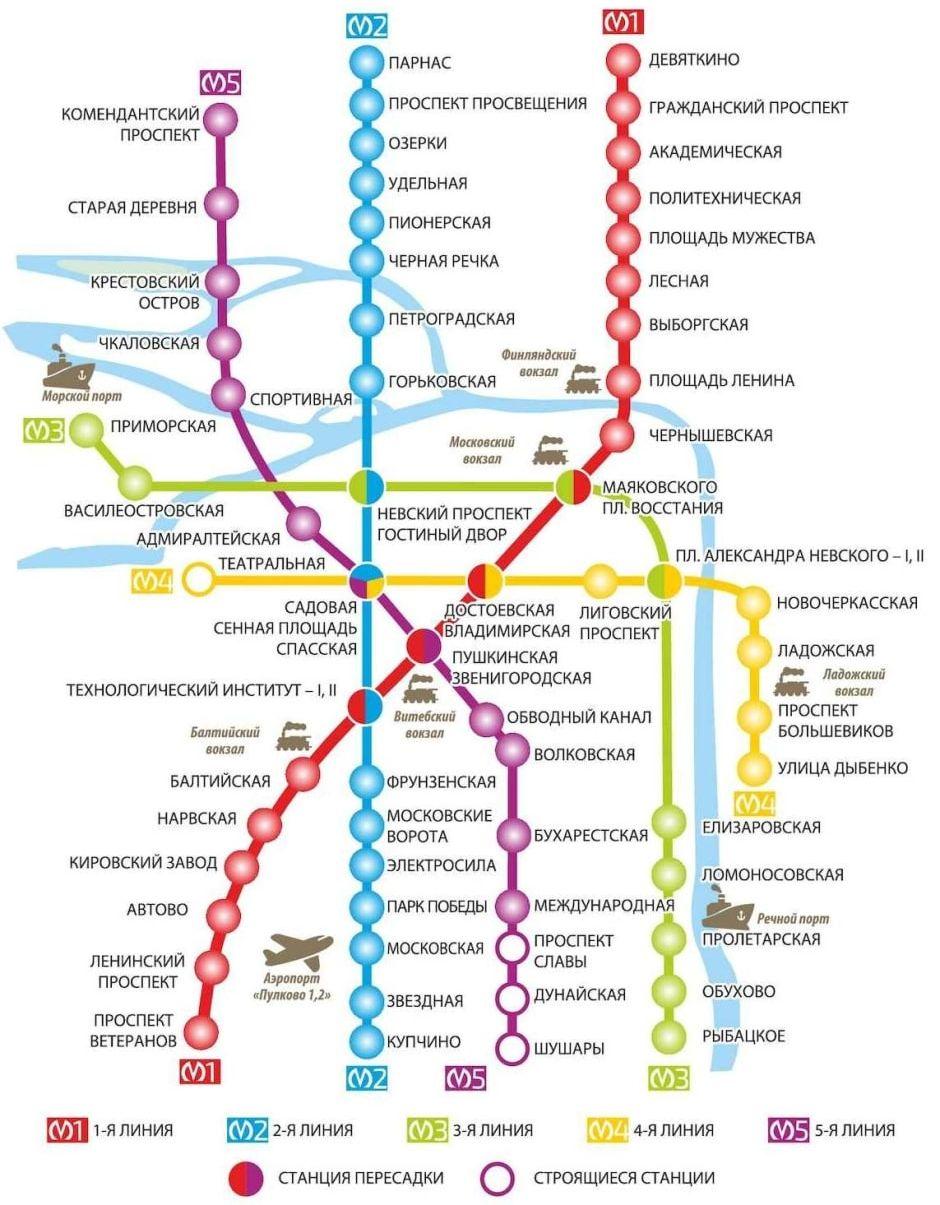 нам карта метро картинка в санкт-петербурге все взаимосвязано